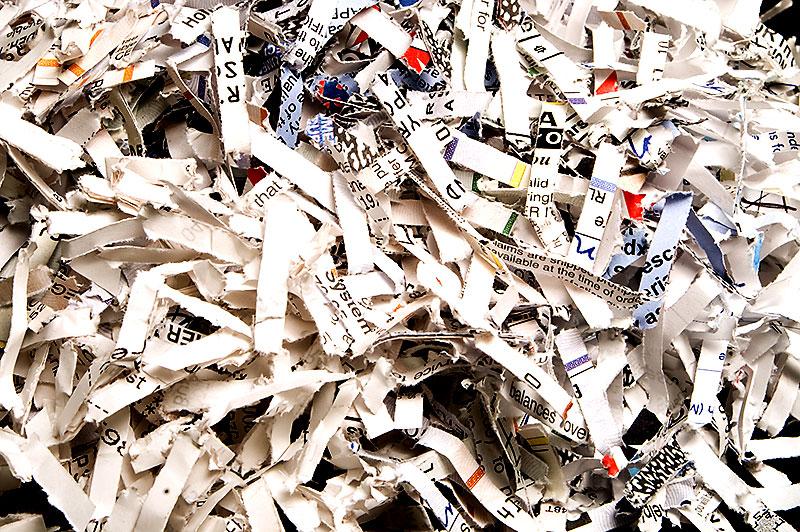 Custodia y Destrucción de Documentos | Mudanzas Casa ROJALS