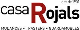 Mudanzas Barcelona | Palma de Mallorca | Casa ROJALS Logo